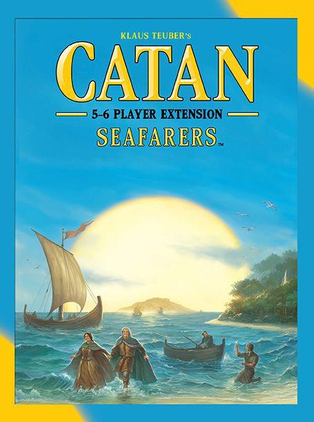 Catan Seafarers 5 6 player expansion