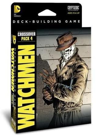 DC Comics Deckbuilding Game Crossover Pack 4