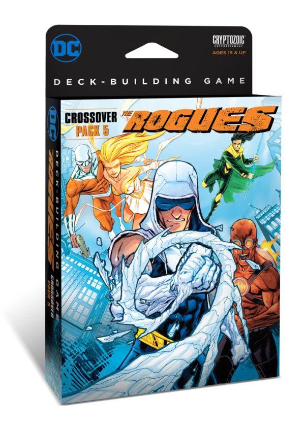 DC Comics Deckbuilding Game Crossover Pack 5