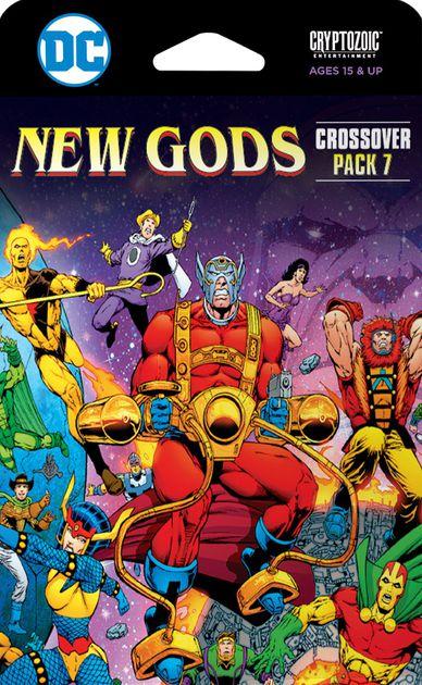 DC Comics Deckbuilding Game Crossover Pack 7