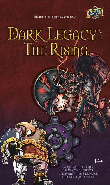 Dark Legacy The Rising Chaos vs Tech