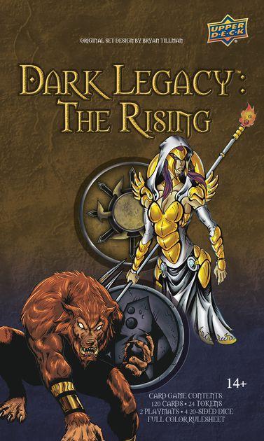 Dark Legacy: The Rising ; Divine vs Darkness