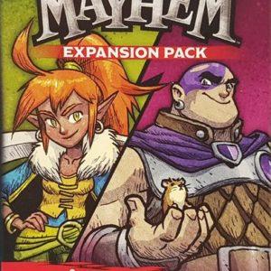 Dungeon Mayhem Battle for Baldurs Gate