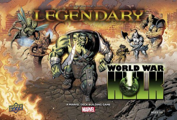 Legendary World War Hulk