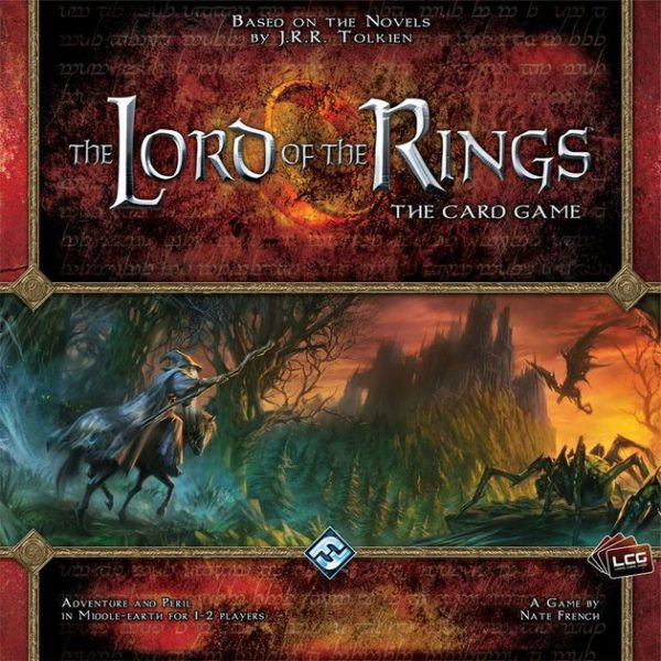 Lord of the Rings The The Card Game