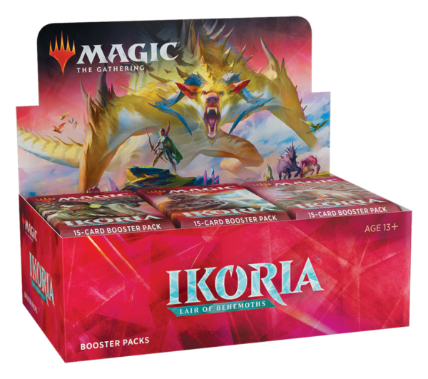 Ikoria Draft Booster Box