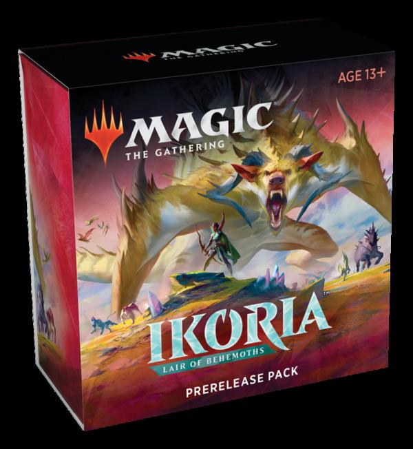 Ikoria Prerelease Kit