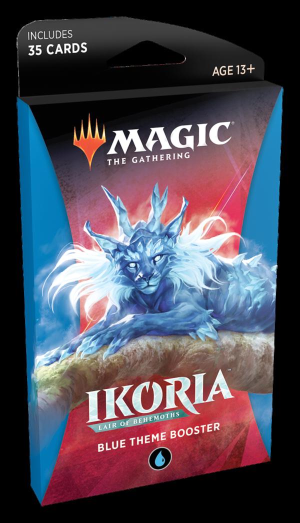Ikoria Theme Booster - Blue