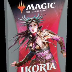 Ikoria Theme Booster - Black