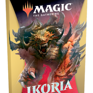 Ikoria Theme Booster - Monsters