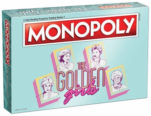 Monopoly The Golden Girls