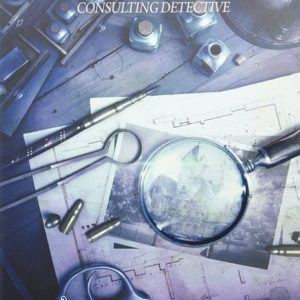 Sherlock Holmes Consulting Detective Carlton House Queens Park