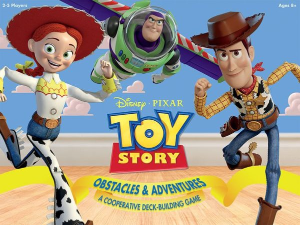Toy Story Obstacles Adventures