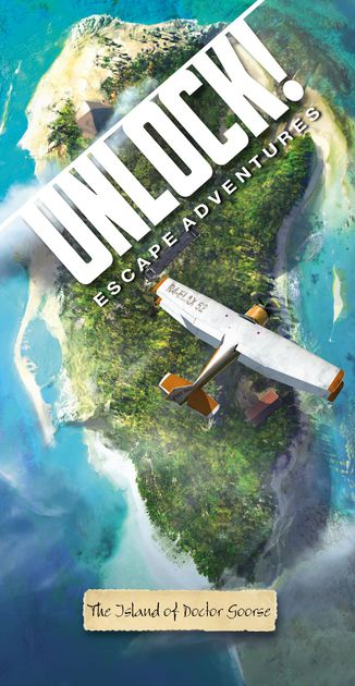 Unlock Escape Adventures The Island of Doctor Goorse