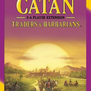Catan: Traders & Barbarians (5-6 Player Extension)