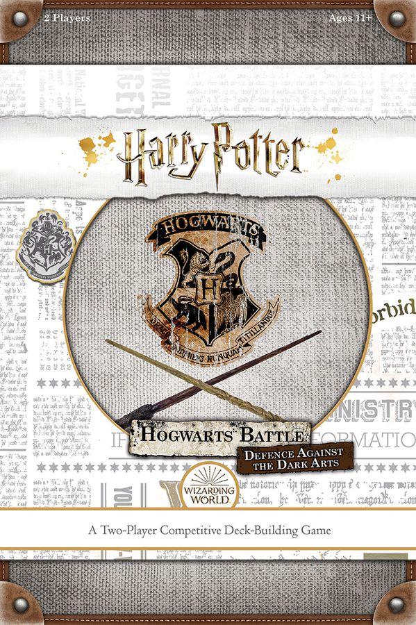 harry potter hogwarts battle defense against the dark arts