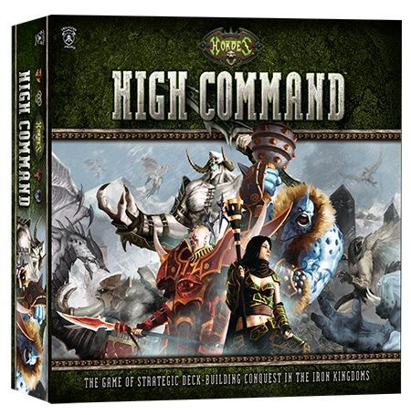 hordes high command