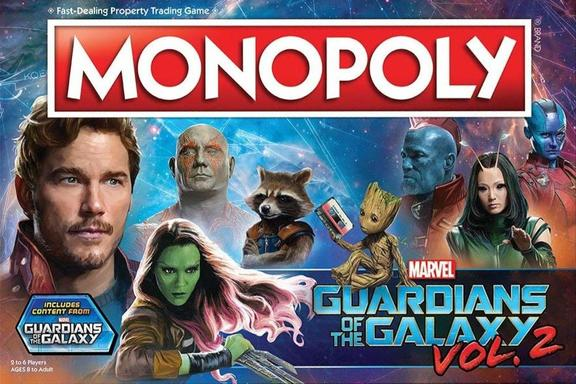 monopoly guardians of the galaxy vol 2