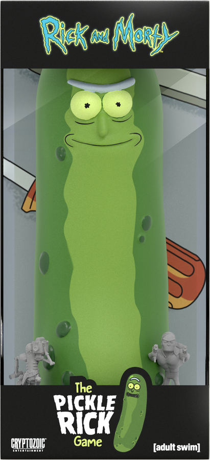 rick and morty the pickle rick game