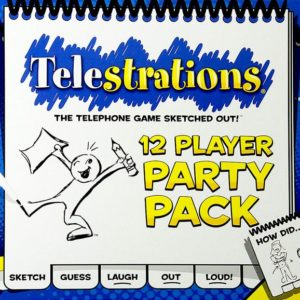 telestrations 12 player party