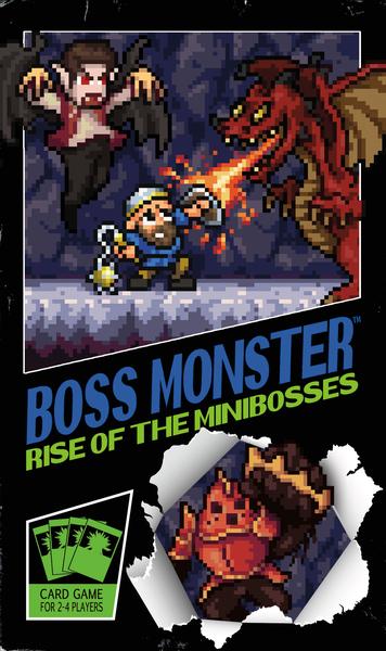 boss monster rie of the miniboss