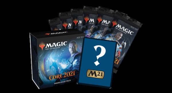core2021 prerelease kit