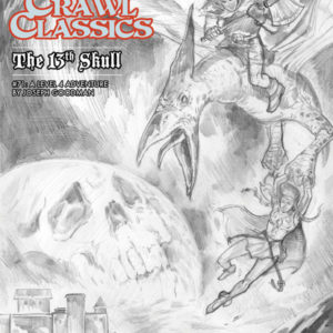 dcc 13th skull