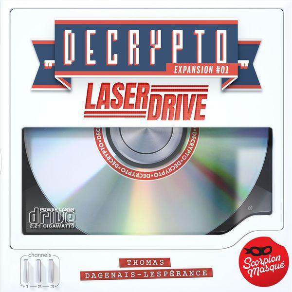 decrypto laster drive