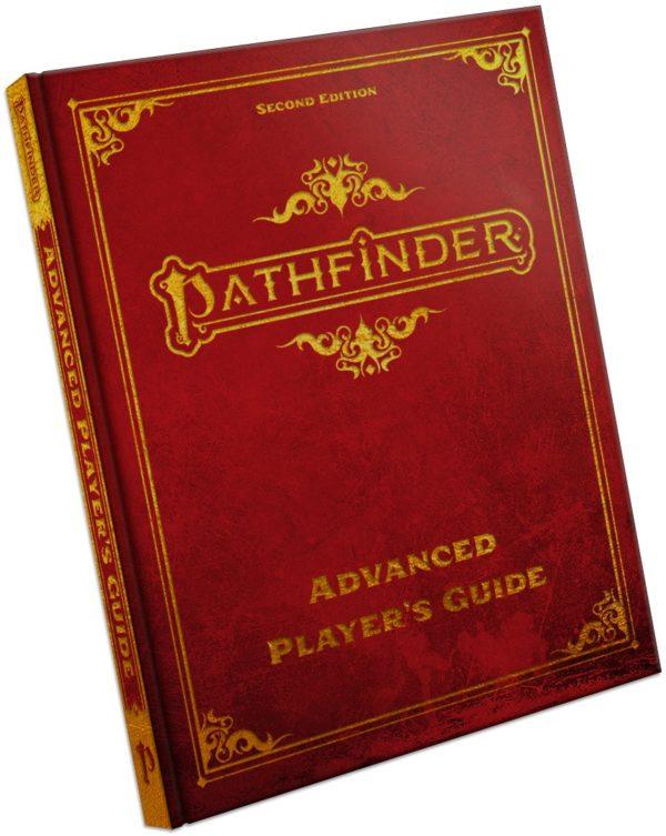 pf2 advanced player guide se