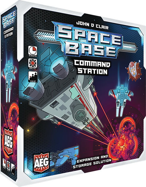 space base command station