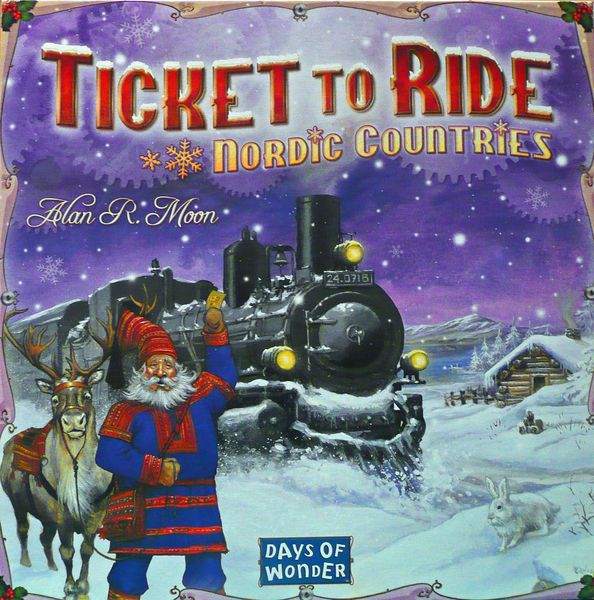 ticket to ride nodric countrys