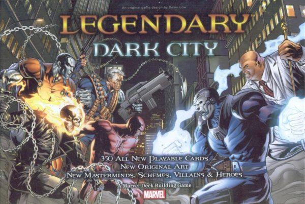 legendary dark city