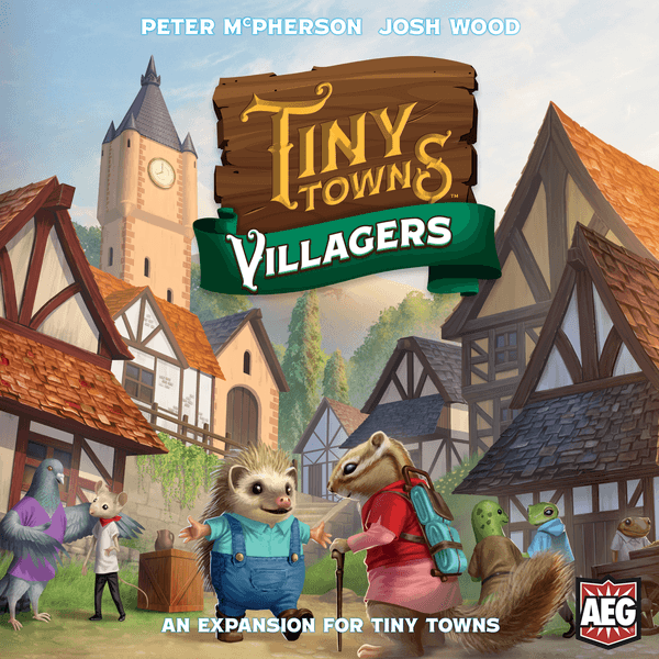 tinytownsvillagers